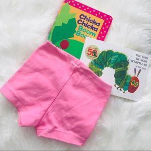 Vintage 80s Bubblegum Pink Shorts!